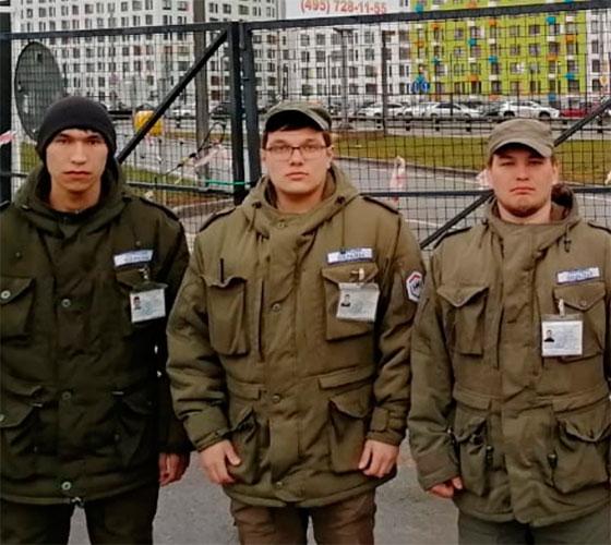 Объект охраны «Бунинские Луга»,