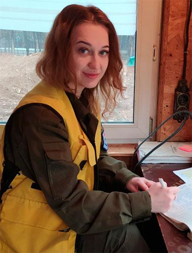 Говкилевич Анастасия Станиславовна