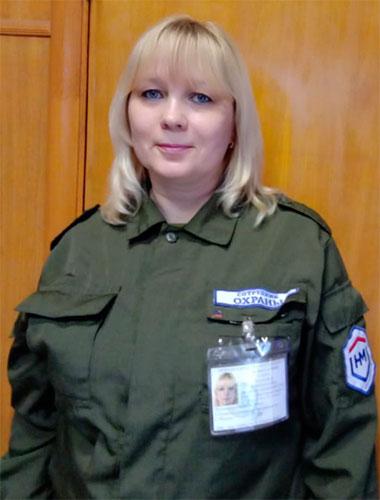 Гаева Наталья Николаевна