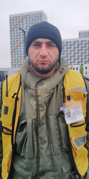 Смене охраны ЖК Римского-Корсакова